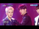 UNI B's Team Red - Perfect Man (Original : SHINHWA) [The Unit/2018.01.11]