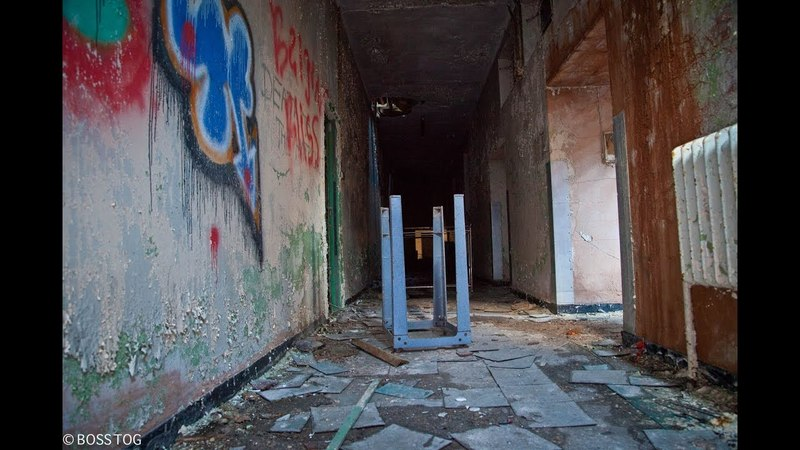Abandoned South Wales School With Stunning Decay Urban Exploration