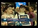 В Торговом центре «Муравей» дети попробовали себя в роли инспектора ДПС. Репортаж ТК «Волга»