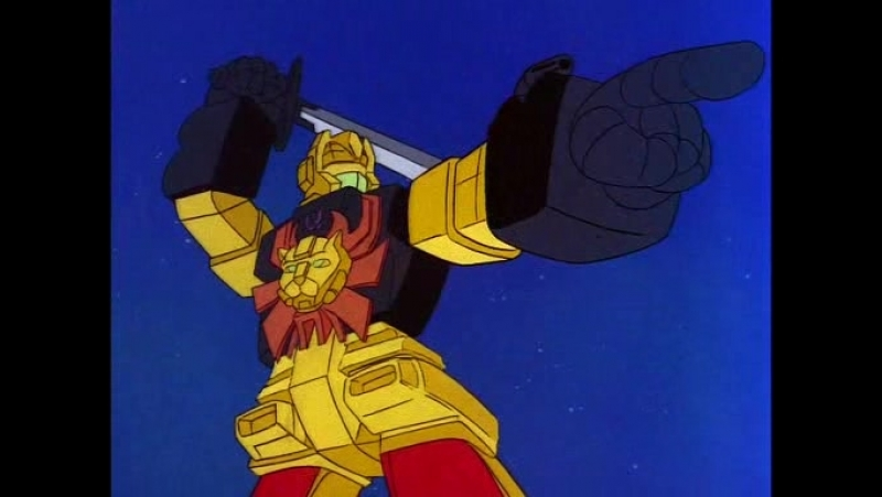 The Transformers (G1) - 3x05 - The Five Faces of Darkness Pt5