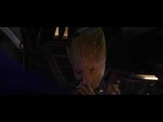 Мстители: Война бесконечности - Грут матершиник!