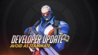 Developer Update | Avoid as Teammate | Overwatch