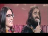 Nana Mouskouri &amp Demis Roussos - To Gelakaki