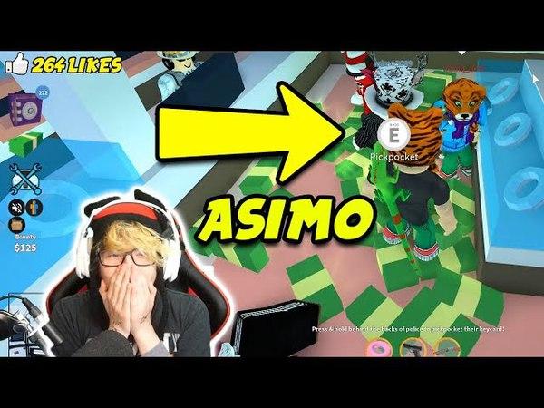 ASIMO3089 GAVE ME THOUSANDS OF DOLLARS   Playing With Asimo3089! (Creator of Roblox Jailbreak)