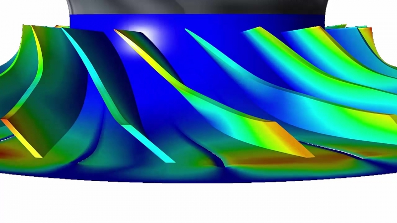 Ansys-cfx-blade-row-methods-speed-flutter-analysis