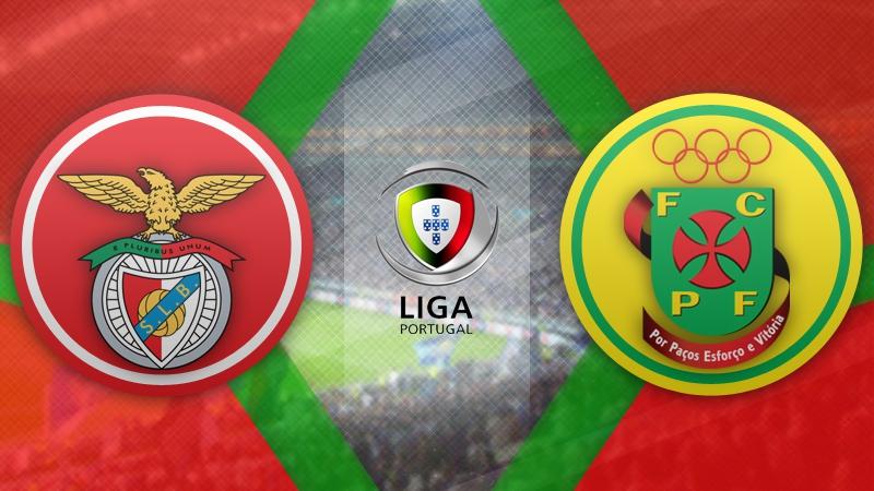 Бенфика 2:0 Пасуш де Феррейра | Португальская Суперлига 2017/18 | 6-й тур | Обзор матча