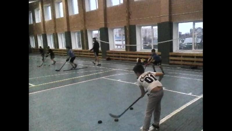Хоккеисты на Литейной