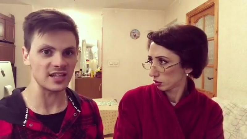 То чувство, когда мама понимает в отношениях больше чем сын. devchata_vine Автор - gan_13_ tatarkafm