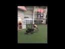 Кайл Снайдер (чемпион мира и Олимпиады по вольной борьбе) и 1700 фунтов.