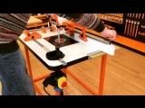 Фрезерный стол CMT 999.110.00 - Система фрезерования CMT Professional Router Table System.