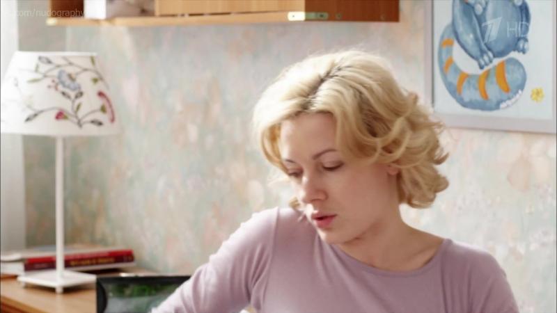 Ольга Красько в сериале Мама будет против (2013) - 1 серия (1080i)