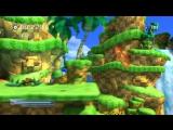 Мой буст Green Hill в Sonic Generations