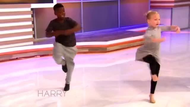 """Harry Connick Jr on Instagram ICYMI Kid dancers Artyon and Paige show off their killer moves on HarryTV showuswhatyougot"""""""