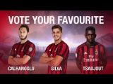 Vote the Best Goal from March