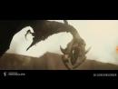 Элис против огромного зомба дракона. Обитель зла последняя глава