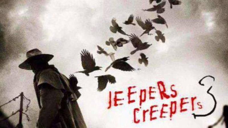 Джиперс Криперс 3 Крылатый охотник 3 Jeepers Creepers 3. 2017. Перевод Юрий Живов