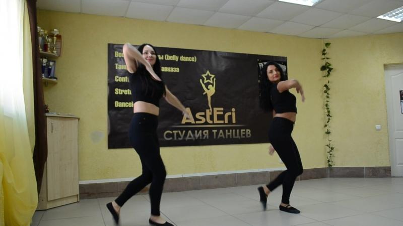 Кавказ/Лезгинка
