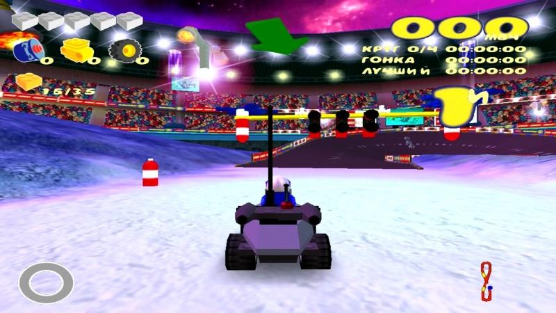 ⁄ Прохождение Lego Racers 2 ⁄ЧАСТЬ 20 ⁄ Я играю с какими-то карликами (o´∀`o) ⁄ » Freewka.com - Смотреть онлайн в хорощем качестве