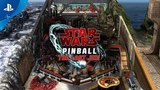 Pinball FX3 - Star Wars Pinball: The Last Jedi - Coming Soon | PS4