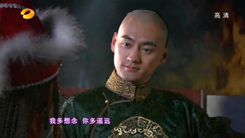 刘诗诗《步步驚心》高清片頭曲_一念執著