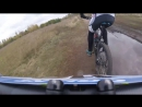 Осенний кубок ВелоЛидера 2016. Трасса от первого лица. Вторая половина