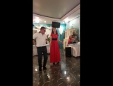 На свадьбе Гульнары и Владимира