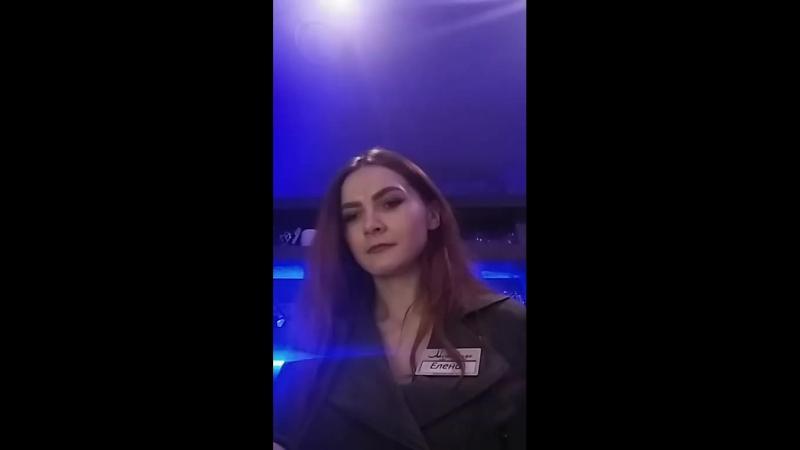 Елена Юрьева - Live