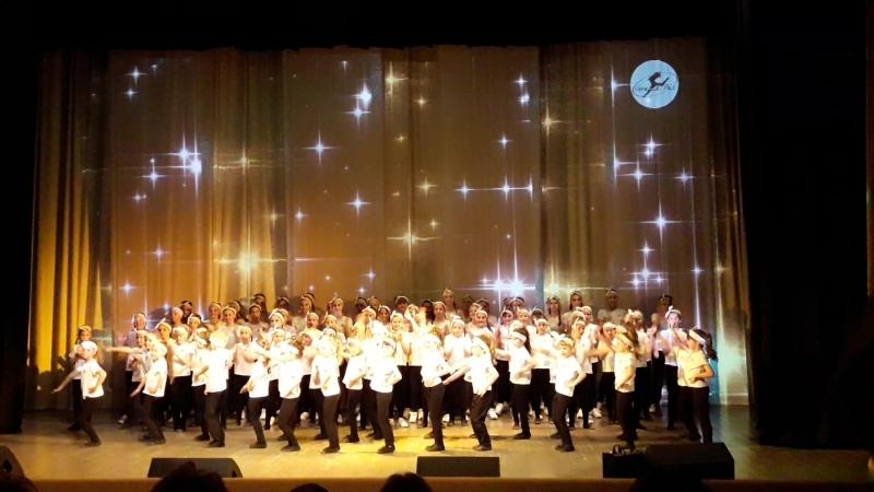 Отчетный концерт школы танцев Grand Pas