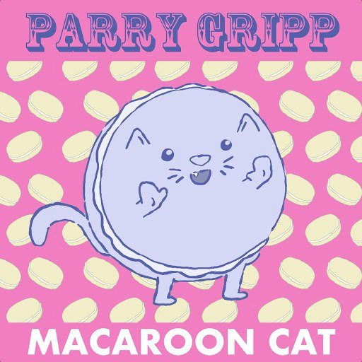 Parry Gripp альбом Macaroon Cat