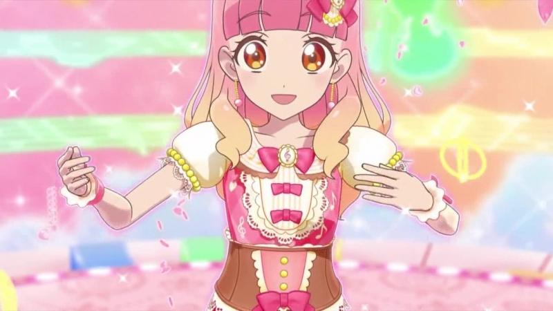 Aikatsu Friends! | Друзья Айкацу! 4,6 серия - Thank You⇄It'll Be Alright [Dance Clip]