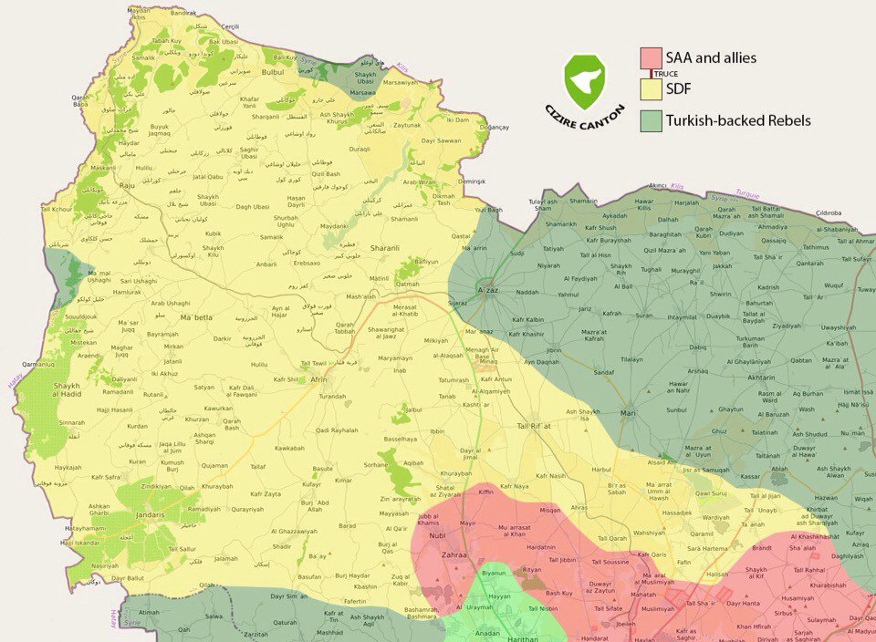 Кадры боя: Боевые вертолёты ВВС Турции атакуют курдов вСирии