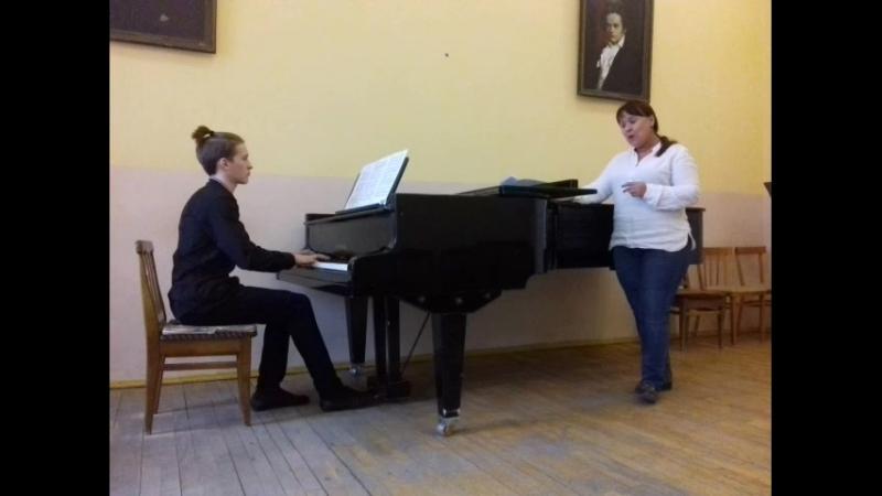 2 курс пианисты.