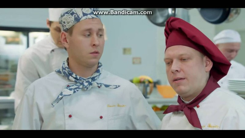 Крутые шутки Феди и Сени из сериала Кухни * интересненько*
