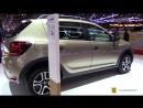 2018 Dacia Sandero - Exterior Walkaround - 2018 Geneva Motor Show - YouTube