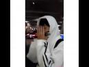 Dongho fancam Manilla 16.12.17