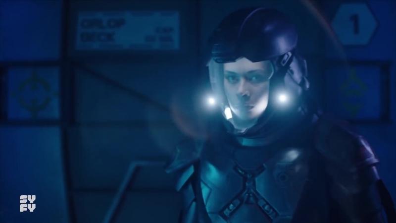 Пространство (Экспансия ) / The Expanse.3 сезон.Русское промо 2 (AlexFilm, 2018) [1080p]