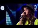 "Christina Aguilera - ""The Voice Within"". Vezi interpretarea Teodorei Sava, la X Factor"