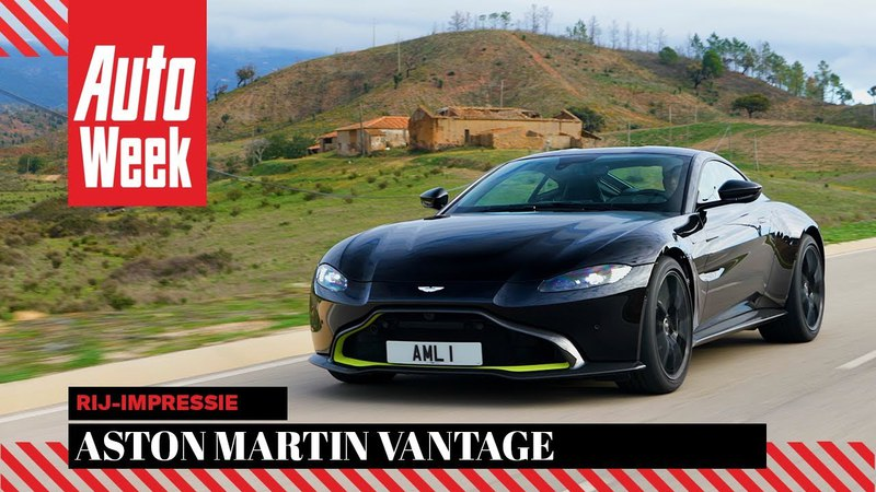 Aston Martin Vantage - AutoWeek Review - English subtitles