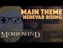 Ace Waters - Call of Magic / Nerevar Rising (The Elder Scrolls III Morrowind Main Theme cover)
