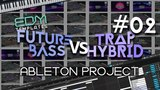 Ableton Live Future Bass VS Trap Hybrid Template Project NGHTMRE BOOMBOX CARTEL HEROBUST Remake