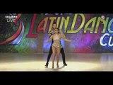SANDRA Y SEBASTIAN CAMPEONES MUNDIALES 2017 WORLD LATIN DANCE BACHATA CABARET