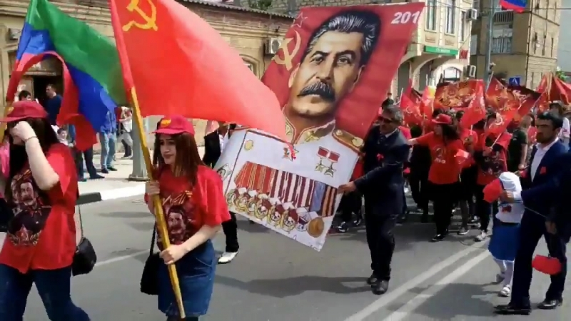Derbent Daguestán, Rusia - - 9 de mayo.