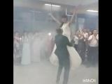 Первый свадебный танец Григория и Екатерины Ивановых