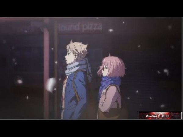 Грустный аниме клип про любовь - Тяжело без тебя