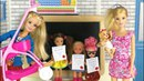 ПОЧЁТНАЯ ГРАМОТА Добрые дела Мультик Барби Школа Куклы Игрушки для девочек