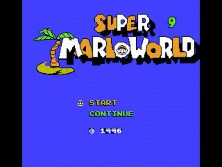 Super Mario World 9. (NES) 100% Walkthrough /Perfect Run/