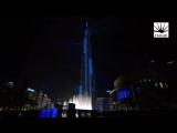 Новогоднее шоу в Дубае попало в книгу рекордов Гиннеса...
