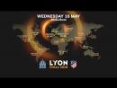 16.05.2018 UEFA Europa League Final : Half 01