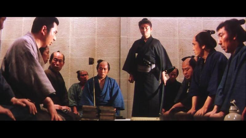 1965 - Месть Затойчи Zatoichi nidan-kiri
