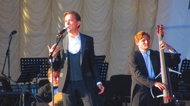 2 июня  2018 г, участие Олега Погудина в фестивале «Петербург live», посвященном 80-летию Владимира Высоцкого, СПт-г 2rrGor7V8Y0